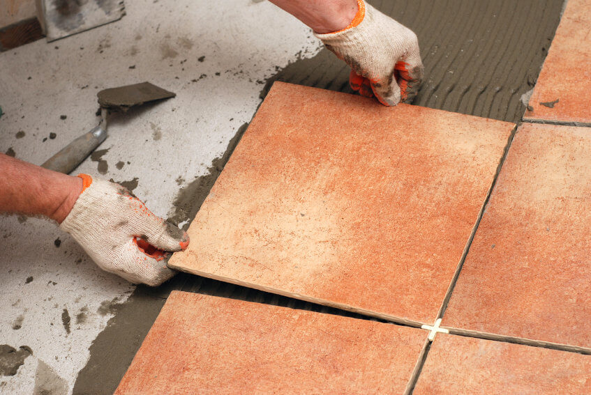 Top Tiling Tips | National Tool Hire Shops